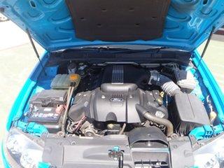 2009 Ford Falcon FG XR8 Ute Super Cab Blue 6 Speed Manual Utility