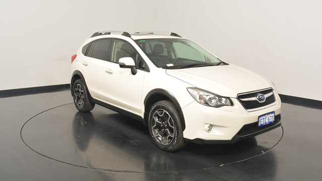 Used Subaru XV G4X MY15 2.0i-S Lineartronic AWD, 2015 Subaru XV G4X MY15 2.0i-S Lineartronic AWD White 6 Speed Constant Variable Wagon