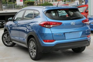 2017 Hyundai Tucson TL MY18 Active X 2WD Ara Blue 6 Speed Sports Automatic Wagon.