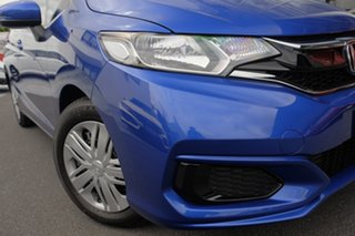 2019 Honda Jazz GF MY19 VTi Blue 1 Speed Constant Variable Hatchback.