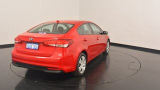 2017 Kia Cerato YD MY17 S Temptation Red 6 Speed Sports Automatic Hatchback