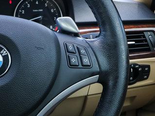 2008 BMW 335i E90 MY08 Steptronic Black 6 Speed Sports Automatic Sedan