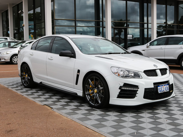 Used Holden Special Vehicles GTS GEN-F2 MY16 , 2016 Holden Special Vehicles GTS GEN-F2 MY16 White 6 Speed Sports Automatic Sedan