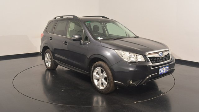 Used Subaru Forester S4 MY14 2.5i-L Lineartronic AWD, 2014 Subaru Forester S4 MY14 2.5i-L Lineartronic AWD Charcoal 6 Speed Constant Variable Wagon