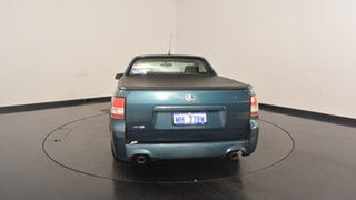 2014 Holden Ute VF MY15 SV6 Ute Green 6 Speed Sports Automatic Utility