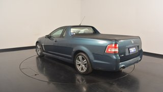 2014 Holden Ute VF MY15 SV6 Ute Green 6 Speed Sports Automatic Utility.
