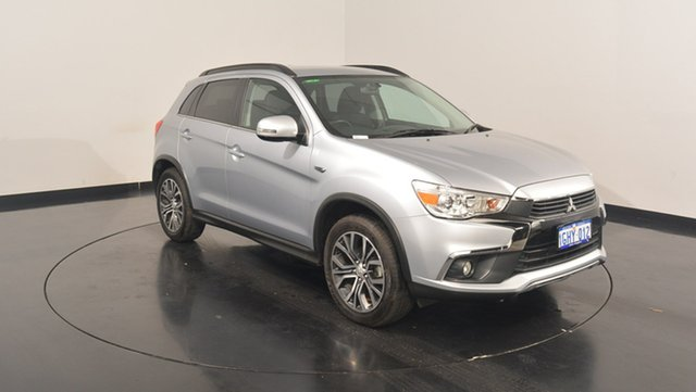 Used Mitsubishi ASX XC MY17 LS 2WD, 2017 Mitsubishi ASX XC MY17 LS 2WD Cool Silver 6 Speed Constant Variable Wagon