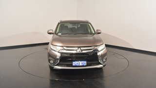 2017 Mitsubishi Outlander ZK MY17 LS 4WD Ironbark 6 Speed Constant Variable Wagon