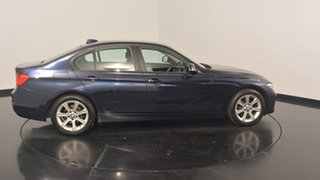 2013 BMW 320i F30 MY0813 Navy Blue 8 Speed Sports Automatic Sedan