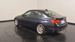 2013 BMW 320i F30 MY0813 Navy Blue 8 Speed Sports Automatic Sedan.