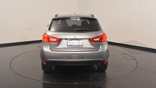 2017 Mitsubishi ASX XC MY17 LS 2WD Titanium 6 Speed Constant Variable Wagon