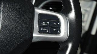 2011 Dodge Journey JC MY12 SXT White 6 Speed Automatic Wagon