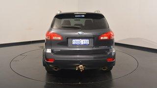 2012 Subaru Tribeca B9 MY12 R AWD Premium Pack Grey 5 Speed Sports Automatic Wagon