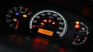 2008 Suzuki Swift RS415 Red 5 Speed Manual Hatchback