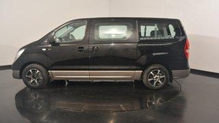 2015 Hyundai iMAX TQ3-W Series II MY16 Black 4 Speed Automatic Wagon.