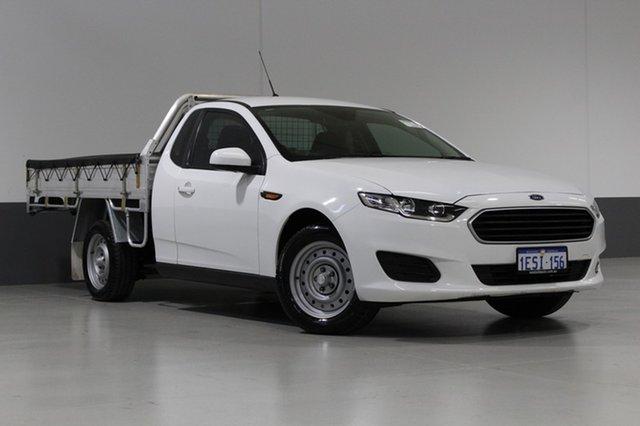 Used Ford Falcon FG X , 2014 Ford Falcon FG X White 6 Speed Auto Seq Sportshift Cab Chassis