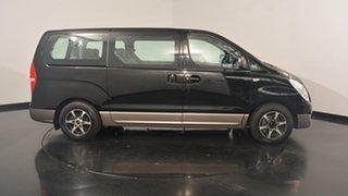 2015 Hyundai iMAX TQ3-W Series II MY16 Black 4 Speed Automatic Wagon