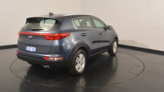 2017 Kia Sportage QL MY17 Si 2WD Mercury Blue 6 Speed Sports Automatic Wagon
