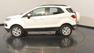 2015 Ford Ecosport BK Trend PwrShift Diamond White 6 Speed Sports Automatic Dual Clutch Wagon.