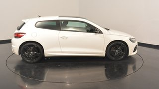 2012 Volkswagen Scirocco 1S MY13 R Coupe DSG White 6 Speed Sports Automatic Dual Clutch Hatchback