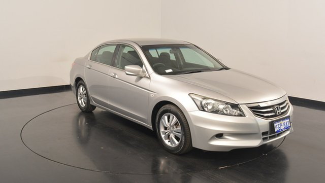 Used Honda Accord 8th Gen MY12 VTi, 2013 Honda Accord 8th Gen MY12 VTi Silver 5 Speed Sports Automatic Sedan