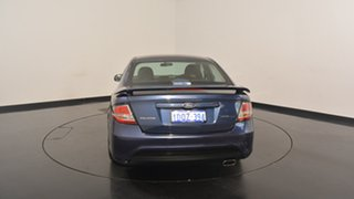 2010 Ford Falcon FG XR6 Blue 5 Speed Sports Automatic Sedan