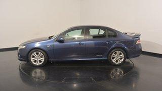 2010 Ford Falcon FG XR6 Blue 5 Speed Sports Automatic Sedan.