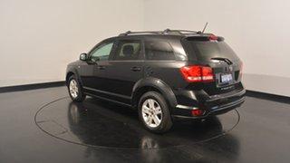 2013 Fiat Freemont JF Urban Black 6 Speed Manual Wagon.