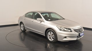 2013 Honda Accord 8th Gen MY12 VTi Silver 5 Speed Sports Automatic Sedan