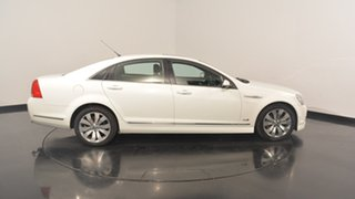 2012 Holden Caprice WM II V White 6 Speed Sports Automatic Sedan
