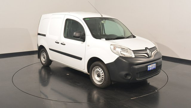 Used Renault Kangoo F61 Phase II , 2015 Renault Kangoo F61 Phase II White 4 Speed Automatic Van