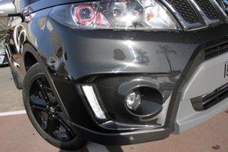 2019 Suzuki Vitara LY S Turbo (2WD) Black 6 Speed Automatic Wagon.