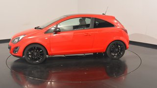 2013 Opel Corsa CO Red 5 Speed Manual Hatchback.