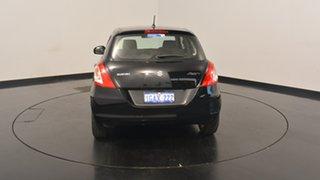 2016 Suzuki Swift FZ MY15 GL Navigator Black 4 Speed Automatic Hatchback