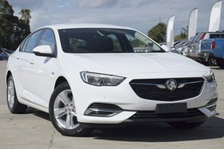 2020 Holden Commodore ZB MY20 LT Liftback Summit White 9 Speed Sports Automatic Liftback.