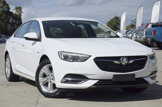 New Holden Commodore ZB MY20 LT Liftback, 2020 Holden Commodore ZB MY20 LT Liftback Summit White 9 Speed Sports Automatic Liftback