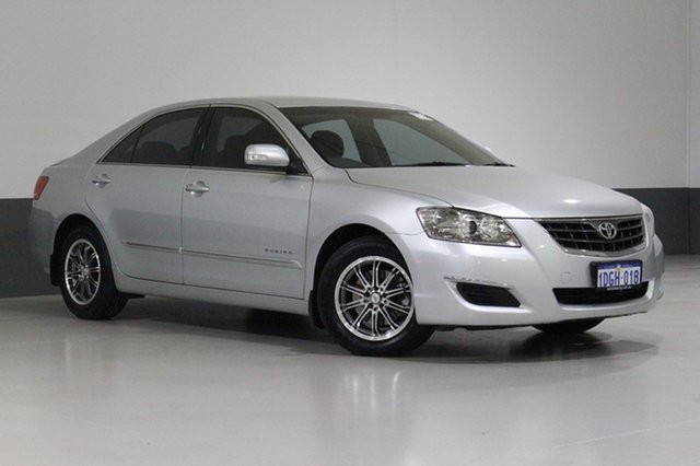 Used Toyota Aurion GSV40R AT-X, 2007 Toyota Aurion GSV40R AT-X Silver 6 Speed Auto Sequential Sedan