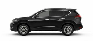 2017 Nissan X-Trail T32 Series II ST-L X-tronic 2WD Diamond Black 7 Speed Constant Variable Wagon.