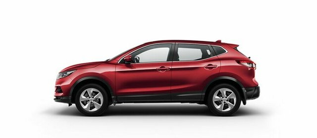 Demo Nissan Qashqai J11 Series 2 ST X-tronic, 2017 Nissan Qashqai J11 Series 2 ST X-tronic Magnetic Red 1 Speed Constant Variable Wagon
