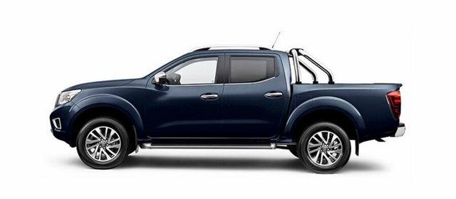 Demo Nissan Navara D23 S3 ST-X, 2017 Nissan Navara D23 S3 ST-X Deep Sapphire 6 Speed Manual Utility