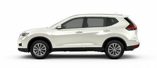 2017 Nissan X-Trail T32 Series II ST-L X-tronic 2WD Ivory Pearl 7 Speed Constant Variable Wagon.