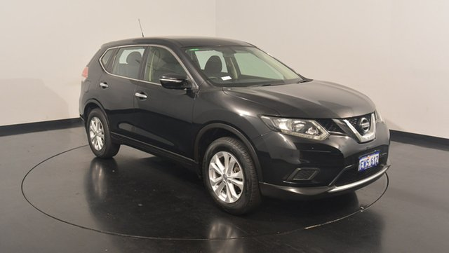Used Nissan X-Trail T32 ST 2WD, 2015 Nissan X-Trail T32 ST 2WD Black 6 Speed Manual Wagon