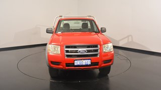 2007 Ford Ranger PJ XL Hi-Rider Red 5 Speed Manual Cab Chassis