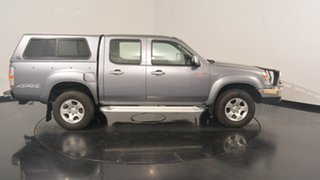 2010 Mazda BT-50 UNY0E4 DX Grey 5 Speed Manual Utility