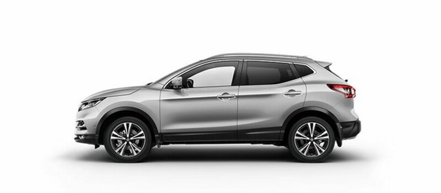 Demo Nissan Qashqai J11 Series 2 ST-L X-tronic, 2017 Nissan Qashqai J11 Series 2 ST-L X-tronic Platinum 1 Speed Constant Variable Wagon