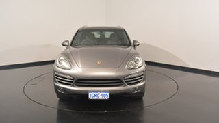 2011 Porsche Cayenne 92A MY12 Diesel Tiptronic Silver 8 Speed Sports Automatic Wagon
