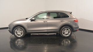 2011 Porsche Cayenne 92A MY12 Diesel Tiptronic Silver 8 Speed Sports Automatic Wagon.