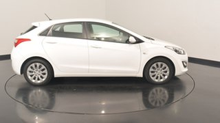 2017 Hyundai i30 GD4 Series II MY17 Active Cream 6 Speed Sports Automatic Hatchback