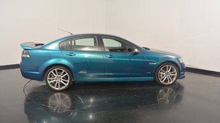 2012 Holden Commodore VE II MY12 SS V Chlorophyll 6 Speed Sports Automatic Sedan