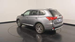 2017 Mitsubishi Outlander ZK MY17 LS 2WD Titanium 6 Speed Constant Variable Wagon.